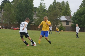 Another game we played in Portland