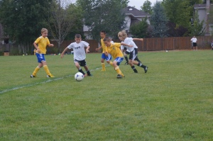 This was one of our games at the Beaverton Tournament in Portland, Oregon