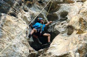 Jacob Climbing