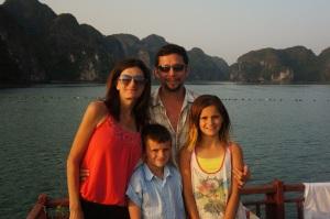 Halong Family Photo