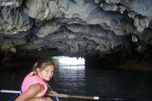 Halong Kayaking Cave