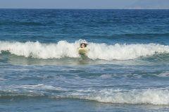 Hoi An Riding a Wave