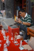 Pingyao Glass Artist
