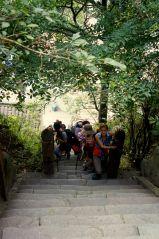 Wudangshan Steep Stairs