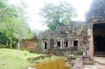 Angkor Preah Khan Outside