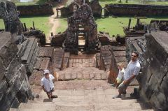 Angkor Prerup Stairs
