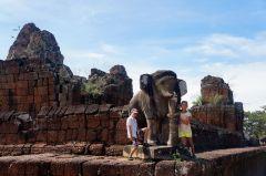 Angkor Prerup Top