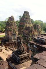 Angkor Prerup View