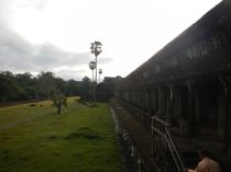 Angkor Wat Outside of Halls