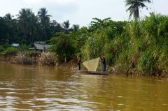 Battambang River Fishing 2