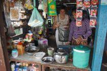 Battambang Shopping on the River