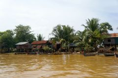 Battambang Shore Life