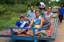 Battambang Train