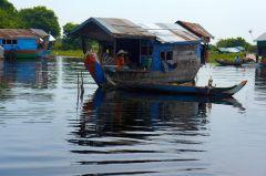 Battambang True Houseboat