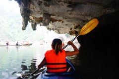 Halong Bay Cave 1
