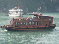 Halong Day Boat