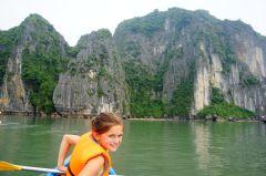 Halong Kayak 1