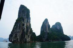 Halong Rocks