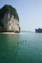 Halong Swimming