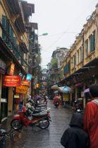 Hanoi Colonial Street