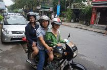 Hue Motorcycle