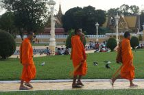 Phnom Penh Walking