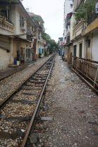 Tracks in Vietnam