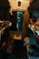 Train Sleeper Vietnam