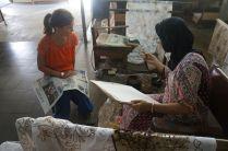 Batik lesson