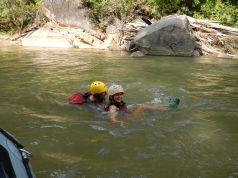 Swim time