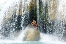Erawan Under Last Falls
