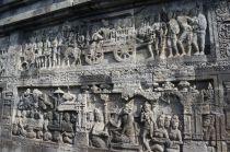 Jogya Temple Borobudur carving 3