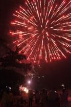 Fireworks everywhere!