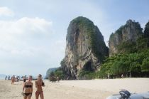 One of the Railay Beaches