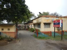 The police station in Agra
