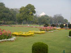 The Taj Mahal Garden