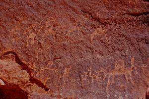 Rock Drawings