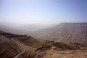 """The Jordan """"Grand Canyon"""""""