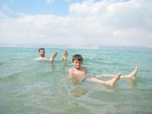 me in the dead sea