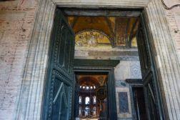 hagia entrance