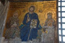 Hagia sofia mosaic