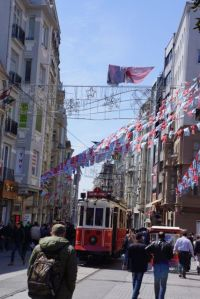 An Istanbul street