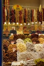 Sweets in the bazaar.