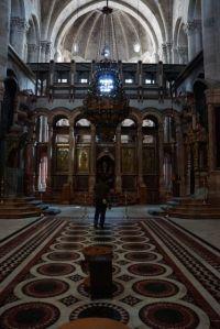 Jerusalem Holy Sepl