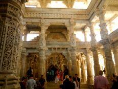 The Jain temple outside  Jodhpur