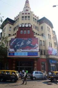 Bollywood movie we saw