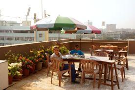 Roof top in Mumbai
