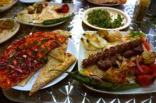 food in Wadi Musa