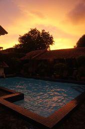 Jogyakarta Sunset