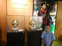 Messis Golden ballon d'Or
